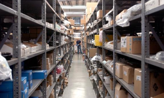Parts Shelves